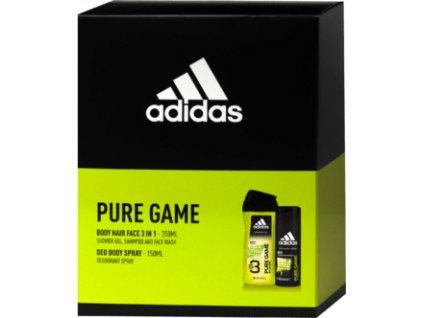 adidas dárková sada Pure Game