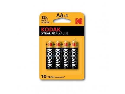 vyr 2135 tuzkova baterie kodak xtralife aa 4ks