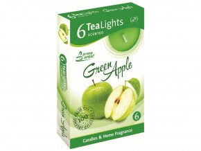 206606 1 svicka cajova 6 ks green apple