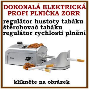 ELEKTRICKÁ PROFI PLNIČKA ZORR