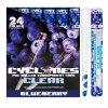 Cyclones Clear Purple 2ks