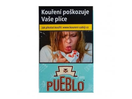 Pueblo cigarety Blue 20ks