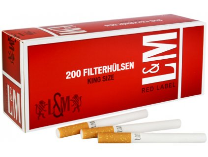 Dutinky LM Red 200 (QUALITY of GERMANY)