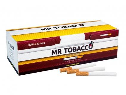 Dutinky MR TOBACCO 200 (stejné filtry jako Marlboro)