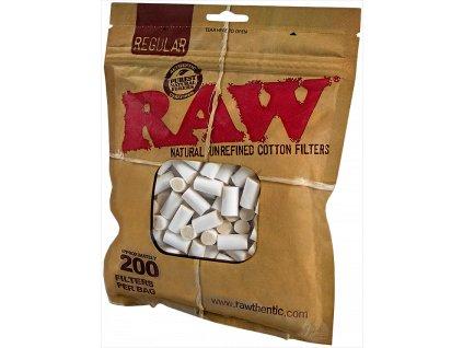 Regular filtry RAW 200ks