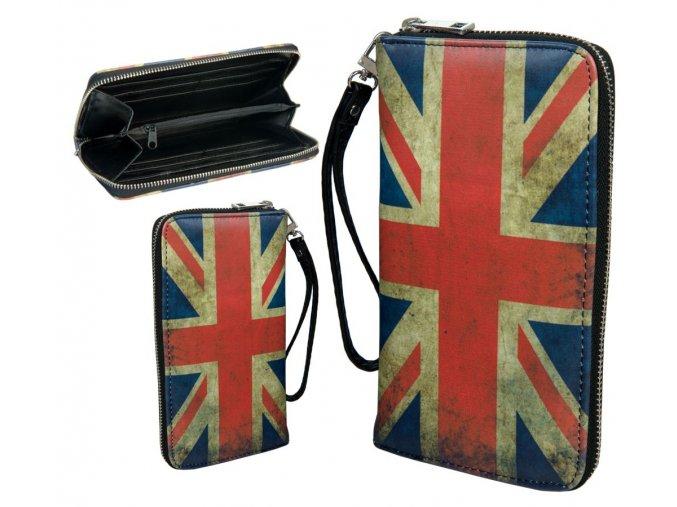 wallet retro single zipper 022