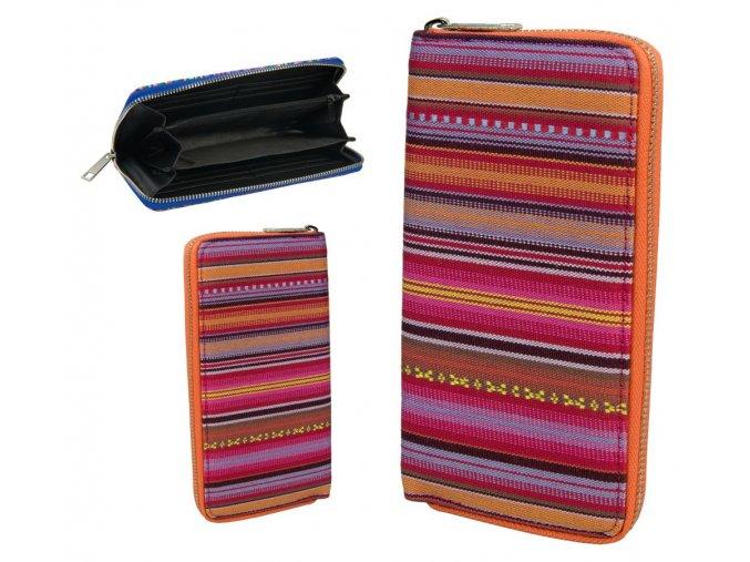 wallet textile lines 032
