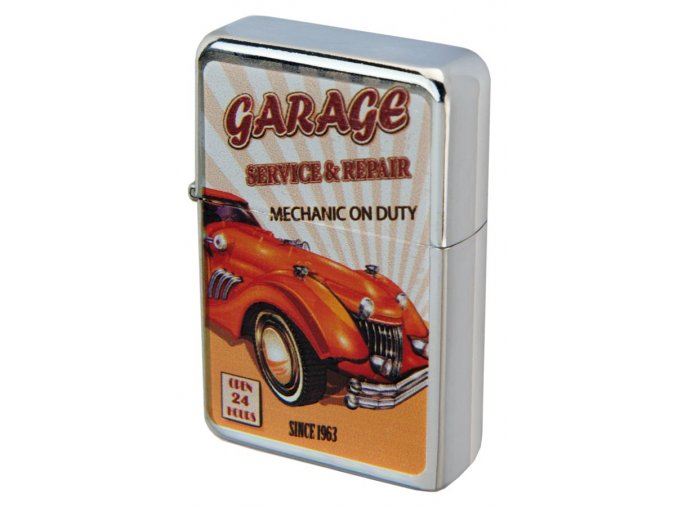 oil lighter retro car 040