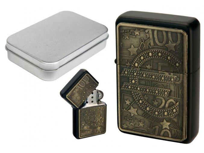 tin oil lighter 093