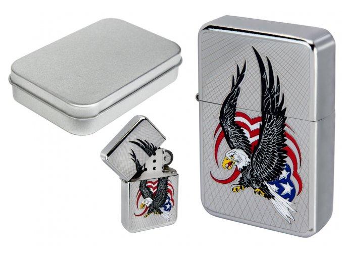 tin oil lighter 103