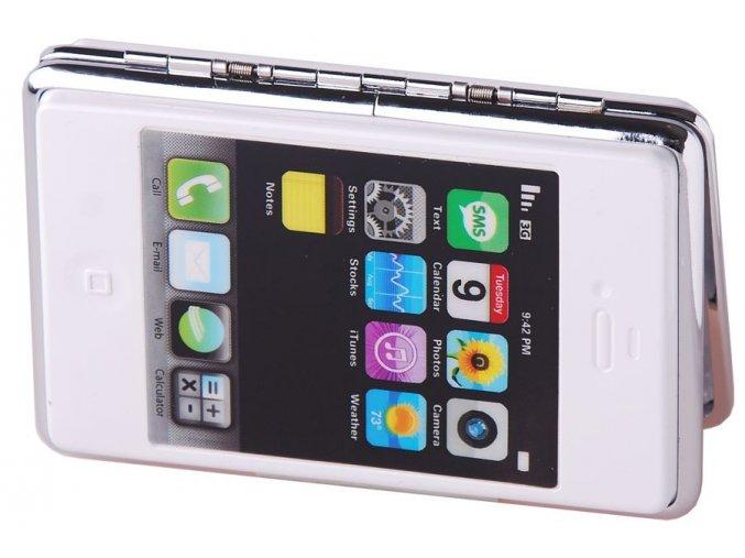 case long smartphone white 010