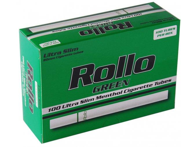 rollo ultra slim green 100 01