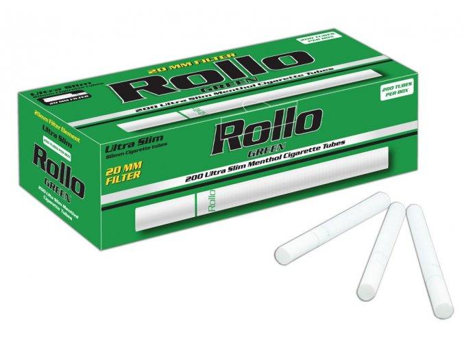 Rollo ultra slim green 200ks 01
