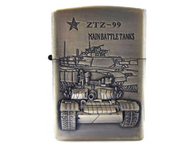 Benzínový zapalovač ARMS 03