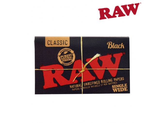 RAW Black SW Double