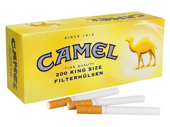 10x Dutinky CAMEL 200 (ČR)