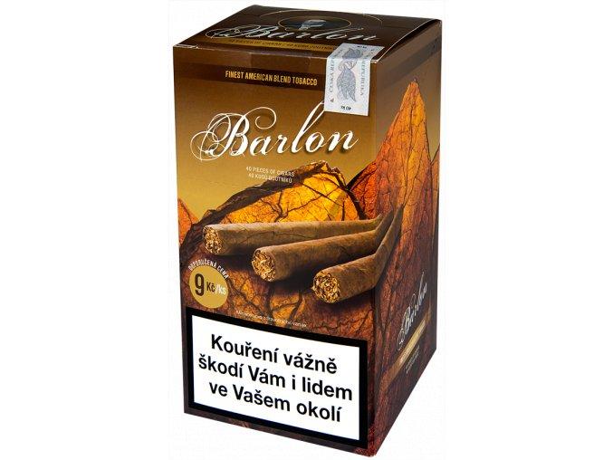 Barlon Classic 40ks (MOC 489,-)