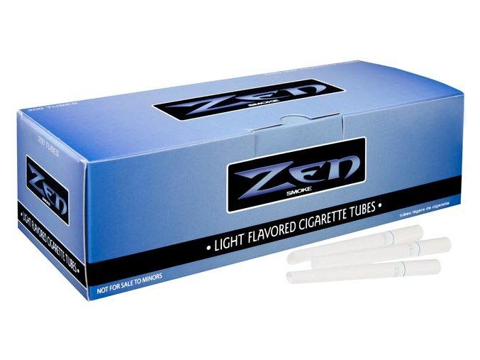 Bílé dutinky ZEN White 250 - filtr 17mm