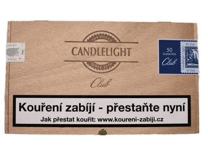 CANDLELIGHT Club Sumatra 50ks