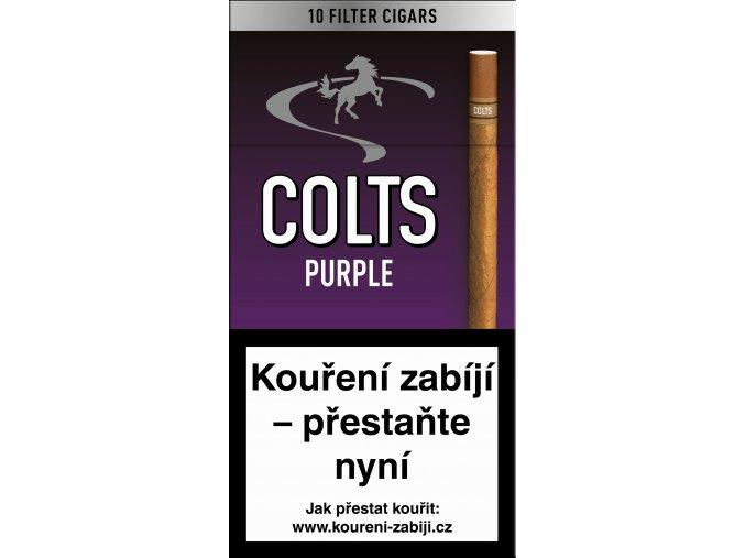 30550 14435 vyr 6268Colts Purple FT 10 CZ Front