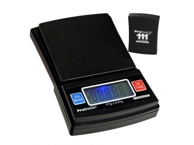 Digitální váha 111g x 0,01g
