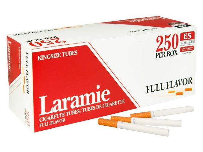 Dutinky LARAMIE Full Flavor 250 - filtr 17mm