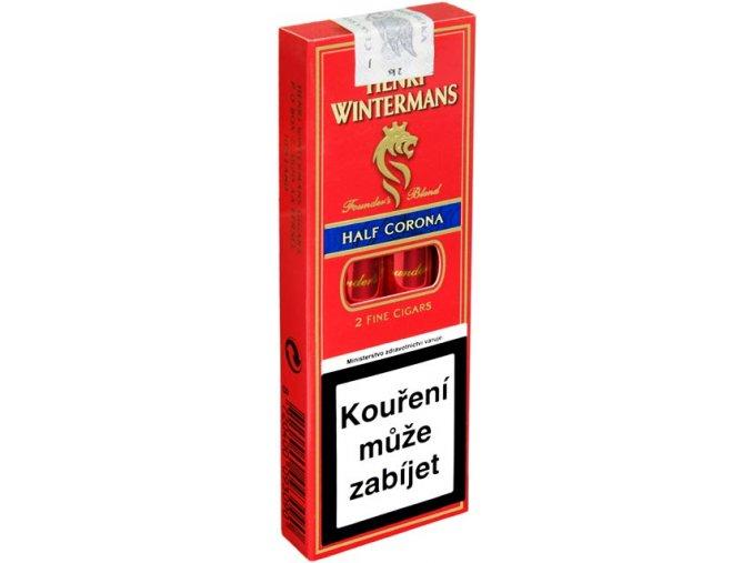 Henri Wintermans Half Corona 2ks