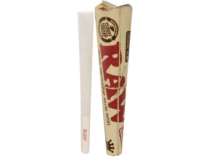 Konické dutinky na jointy RAW Organic KS 3ks