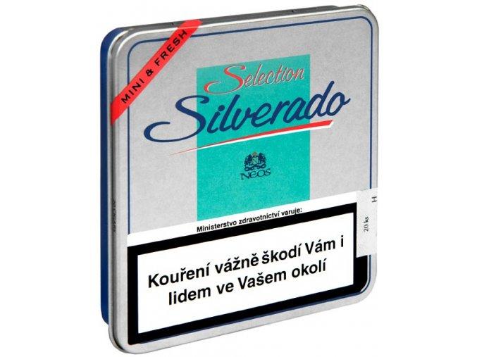 Neos Silver 20ks (kubánské doutníčky)