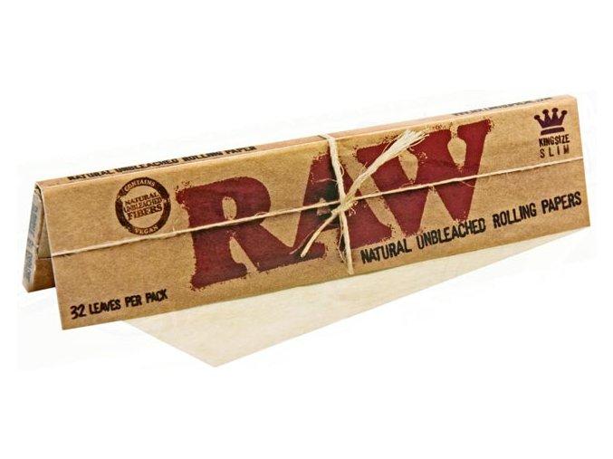 Papírky RAW Classic KS Slim