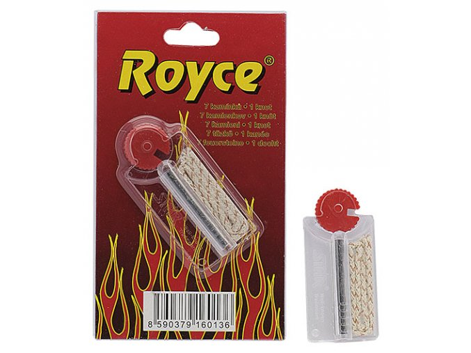 royce kaminky knot