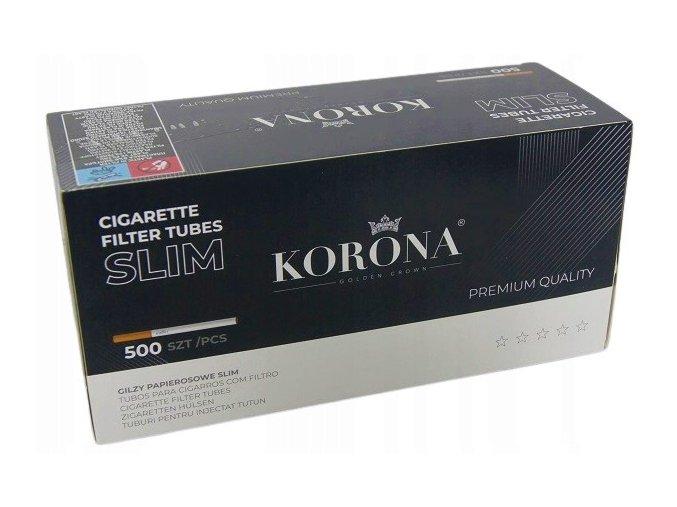 SLIM dutinky Korona 500 - filtr 18mm