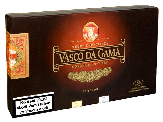 Vasco da Gama Tubos Especiales 25ks