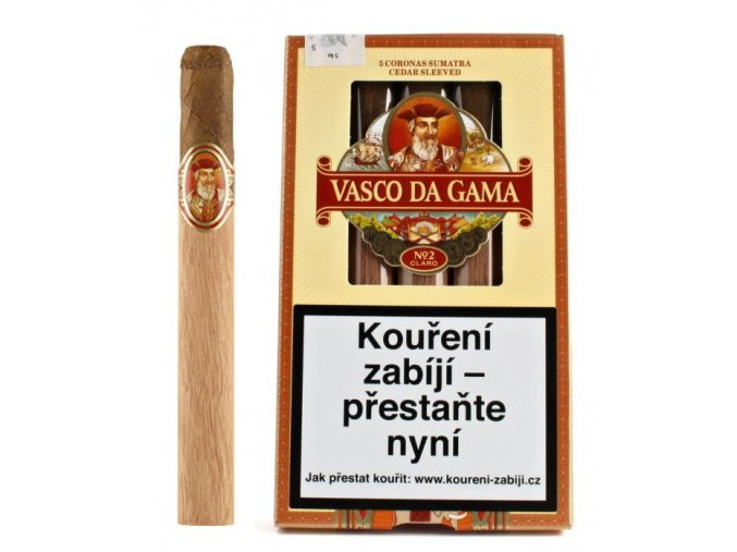 Vasco da Gama No.2 Clara 5ks