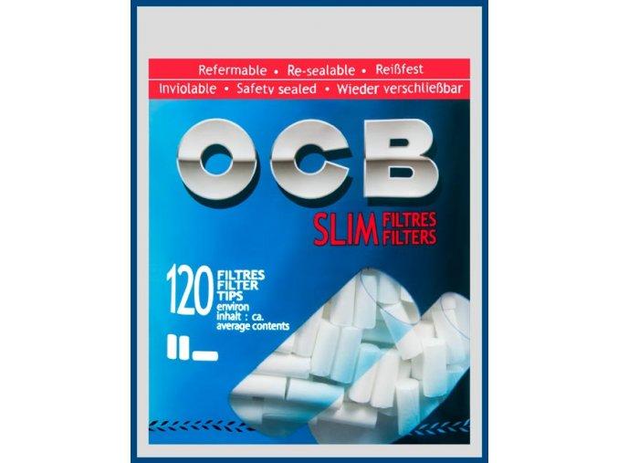 Filtry OCB slim 120ks