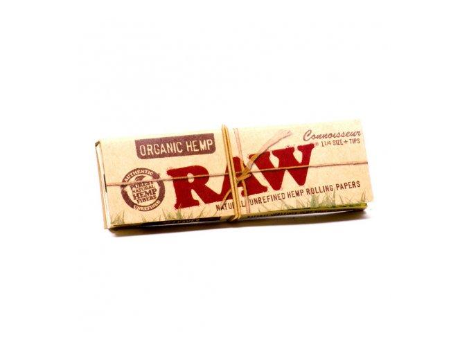 Filtry a RAW Organic 1 1/4