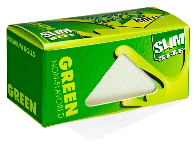 Juicy Jay´s Rolls Green Slim