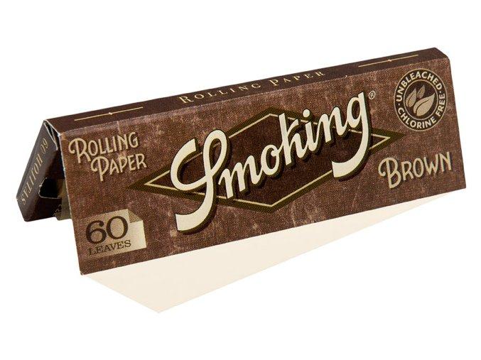 Papírky Smoking Regular Brown