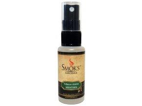 SMOKS Aroma MENTHOL 30ml k ochucení tabáku
