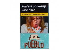cigarety s filtrem kartonove baleni pueblo blue kolek z 118 kc 10x20 ks
