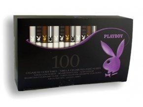 Barevné dutinky PLAYBOY 100