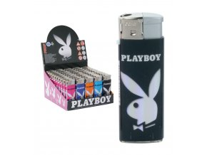 Zapalovač PLAYBOY MINI Black