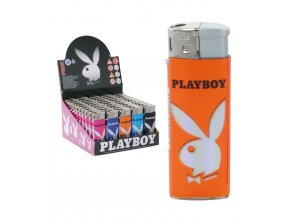 Zapalovač PLAYBOY MINI Orange