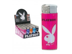 Zapalovač PLAYBOY MINI Pink