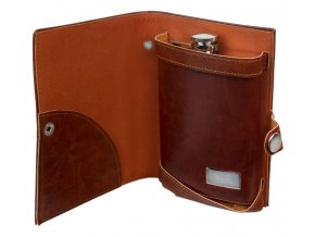 Likérka OLD WALLET BROWN 9 oz (270ml)