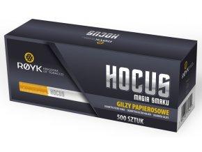 Dutinky HOCUS 500 (stejné filtry jako Marlboro)