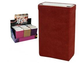 Koženkové pouzdro na měkké krabičky COLOUR 01
