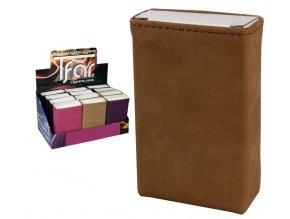 Koženkové pouzdro na měkké krabičky COLOUR 05