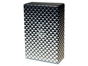 Cigaretové pouzdro s auto otevíráním BLACK & WHITE 06