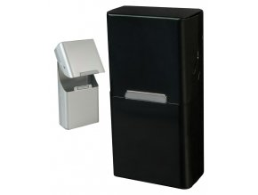Cigaretové pouzdro s magnetem SLIM METALLIC 03